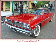 1961 Pontiac Bonneville by sjb4photos, via Flickr