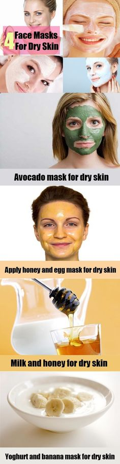 This DIY face mask looks like a yummy dessert but it's actually not. It contains yogurt and some bananas- two ingredients that effectively help bring back lost moisture to the skin.