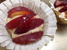 Four Little Plum Cakes
