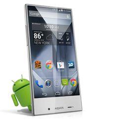 Sharp AQUOS Crystal Cell Phone SH306SHBBB-SH306SHBBB