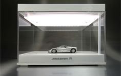 1/43 SCALE LED DISPLAY CASE model cars display