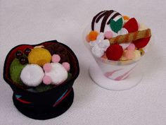 甘味二種 Sweets, Desserts, Food, Sweet Pastries, Tailgate Desserts, Meal, Goodies, Dessert, Eten
