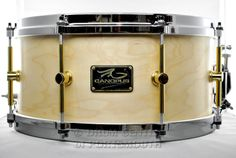 Canopus 'The Maple' Snare Drum 14x6.5 w/ Cast Hoops Oil Hear how it sounds! https://www.youtube.com/watch?v=9ZJj_dvdDY8 Available for purchase here! http://www.drumcenternh.com/drums/snare-drums/the-maple-snare-drum-6-5x14.html