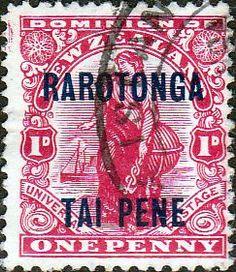 Cook Island 1944 Captain Cook Landing SG 137 Fine Mint Scott Scott 116  Other Cook Island Stamps HERE