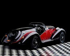 1939 Alfa Romeo 6C 2500 SS Corsa  #alfa #alfaromeo #italiancars @automobiliahq