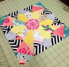 Quilt Jane's gorgeous Dresden Du Jour - Want it, Need it, Quilt Store