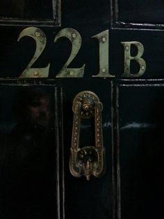 Sherlock holmes' residence is at 221B Baker Street London