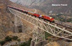 #Ferrocarril #treno Perù