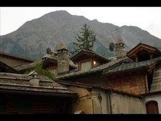 Fotos de: Italia - Courmayeur - Alpes - Pueblo con encanto