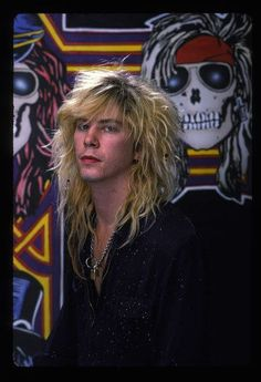 Me and my crush for Duff McKagan