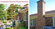 chimney rebuild chimney builders in Atlanta