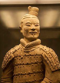 Los guerreros de Xian. Un misterio arqueológico : GEOHISTORIA. Apuntes Historia, Ciencias Sociales y Arte elaborados por Sira Jara