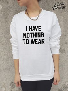 New Design Donuts Printed Sweatshirts For Women Girl Students Harajuku 2015 Sudaderas Mujer Hoodies Pullovers Funny Fashion, Cute Fashion, Swag Fashion, Fashion Spring, Fashion 2017, Cute Sweaters, Cute Shirts, Hipster Noir, Wisconsin