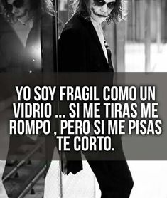 frases - Rebel Without Applause Joker Frases, Joker Quotes, Funny Quotes, Motivational Phrases, Inspirational Quotes, Ex Amor, Don Juan, Wife Quotes, Joker And Harley Quinn