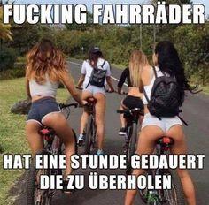 Fucking Fahrräder...