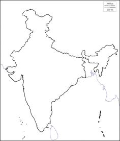 41 Best Map of India With States images | India map, India ...