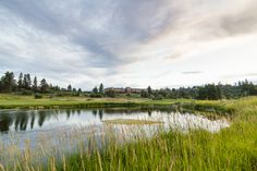 Running Y Ranch Resort golf course in Klamath Falls, Oregon. The only Arnold Palmer designed course in Oregon.