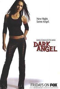 DARK ANGEL - SEXY JESSICA ALBA SUPER RARE ORIGINAL FOX TV SHOW 27x40 POSTER P832 | eBay