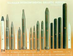 icbm | ICBM Intercontinental Ballistic Missiles - Russian / Soviet Nuclear ...