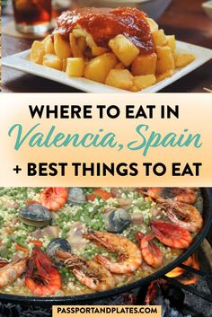 What are the best restaurants in Valencia, Spain and what should you be eating while there? Click to read my top foodie picks after spending months in Valencia! | Valencia Spain | Valencia Food | Valencia Restaurants | Valencia Restaurant Guide | Spain Travel | Valencia Spain Food Guide | Best things to eat in Valencia | Where to eat in Valencia | Spain Travel Guide, Europe Travel Tips, European Travel, Travel Packing, Travel Destinations, Valencia Restaurant, Restaurant Guide, Paella, Madrid