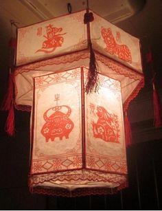 Lantern in Lantern Festival