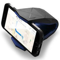 Spigen's Stealth Cradle™ is a stylish and comfortable car mount for your smartphone. It features a reusable gel pad that securely adheres to the car dashboard and mounts your phone at an efficient viewing angle. Stealth Mount™ lets you easily insert and remove your phone with one hand for easy usability while driving responsibly. Shop Now: http://www.spigen.com/products/spigen-car-mount-stealth