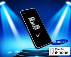 Nike Write The Future Case for iPhone 4 / 4s iPhone by 21AwulAwul, $12.99