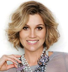 Short+Hair+Styles+For+Women+Over+40 | Best Short Wavy Haircut | Short Hairstyles 2014 | Most Popular Short ...