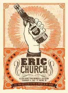Eric Church! The Best concert of the year!
