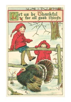 """""""Yes, let's be Thankful for all good things."""""""
