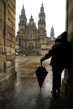 I will walk the Camino de Santiago.