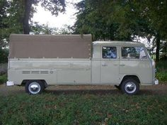 Image result for specs tech drawings 78 VW kombi crew cab pickup