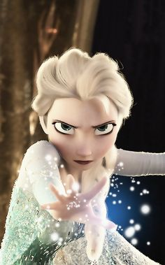 Disney Challenge Day 18: Favorite name: Elsa.  That's a really beautiful name. :)