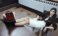 Antonina Vasylchenko by Sebastian Kim for Intermission Magazine, July 2013