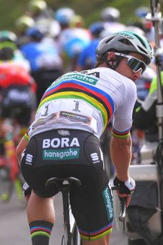 Peter Sagan of Slovakia during the 53rd TirrenoAdriatico 2018 Stage 4 a 219km stage from Foligno to Sarnano Sassotetto 1335m on March 10 2018 in...