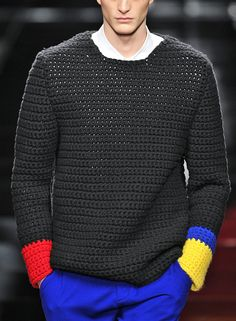 Iceberg FW 13/14 - Milan Men's Fashion Week