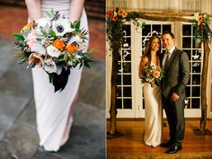 Winter wedding  :: Photo by Ash Imagery