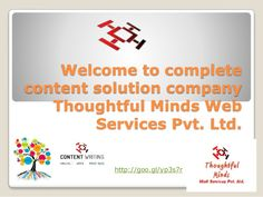 Best Content Writing Services In India Images In   Writing  Best Content Writing Services In India By Experienced Content Writers Only  At Thoughtful Minds Web
