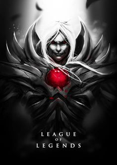 Vladimir :: League of Legends :: fan art