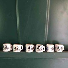 Cool item: Carolina Panthers mini mugs vending lot