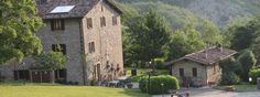 La Tavola Marche Agriturismo near Urbino in the Le March region of Italy.  I think we are going to stay here this summer and explore our Nonna's birthplace of Ascoli Piceno.