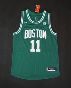 94705910c01 Boston Celtics  11 Kyrie Irving Nike NBA Basketball Jersey
