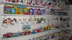 Wall of Snoopy