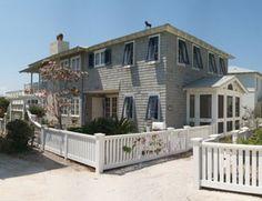Real Estate Seaside FL Properties Condos Cottages Homes Beach Cottage Exterior, Beach Cottage Decor, Cottages And Bungalows, Beach Cottages, Beach Houses, Seaside Florida, Coastal Homes, Coastal Living, Architecture Details