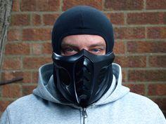 Mortal Kombat Smoke Alt. Graphite Grey Matt by HiddenAssassins, £49.99