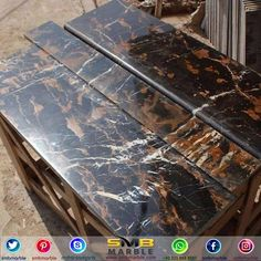 Black and gold marble is a very unique and famous Pakistani marble at best price, it is famous because of its black color on which there are white & golden stripes. Black and Gold Marble Price Modular Furniture, Furniture Showroom, Cheap Furniture, Contemporary Furniture, Marble Gold, Black And Gold Marble, Marble Price, Luxury Flooring, Hamptons House