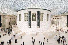 Britisches Museum, Museum Plan, Museum Shop, British Library, Museum Architecture, London Architecture, British Architecture, Baker Street, Future City