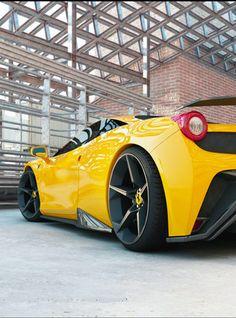 Ferrari 458 Italia #lovethiscar