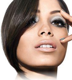 Freida Pinto's L'oreal makeup