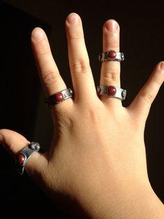 Howl's Moving Castle Ring. $20.00, via Etsy.